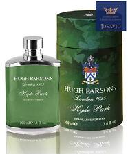 """HUGH PARSONS """" Hyde Park """" Eau de Parfum Vapo ml. 100"""