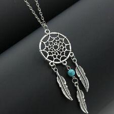 """Gorgeous Dream Catcher Necklace Pendant Chain 19""""+2"""""""