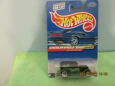 2000 HOT WHEELS CIRCUS ON WHEELS SERIES '32 FORD DELIVERY BLACK 2/4 #026 (B21)