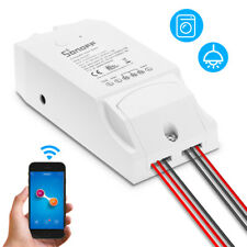 SONOFF 100-240V Dual ITEAD 2CH WIFI-Smart-Switch Funktioniert Mit Amazon I9C0