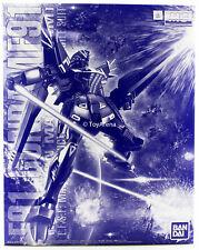 Gundam 1/100 MG F-91 Version 2.0 Harrison Maddin Custom P-Bandai Exclusive Kit