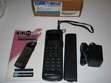 NEW NOS GENUINE GM 80'S 90'S CELL CELULAR PORTABLE PHONE PKG HAND HELD 12344302
