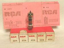NOS NIB 6x4 RCA MADE IN USA TUBE
