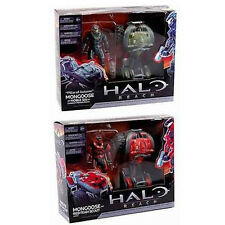 HALO Reach - Mongoose Deluxe Vehicle Boxed Figure Sets (2) by McFarlane #NEW