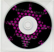 (EG645) Brtsh Knights, If I Was To / Hazed - DJ CD