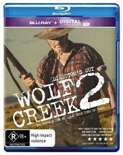 Wolf Creek 2 (Blu-ray, 2014)