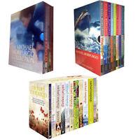 Michael Morpurgo Children Box Set 26 Books Collection Place Meeting Cezanne NEW