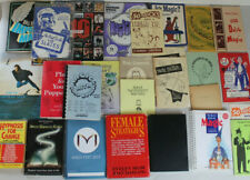 Lot of 27 Vintage Magic Tricks Books Magician