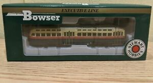 Bowser HO Scale Executive line PCC Car BEC Birmingham Alabama. #820