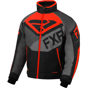 FXR MEN'S FUEL JACKET - SNOW - WINTER - FLOAT ASSIST - Sizes  XL  or  2XL - NEW