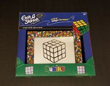 Etch A Sketch Rubik's 60th Anniversary Limited Edition Christmas Gift