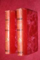 ALFRED DE MUSSET OEUVRES COMEDIES ET PROVERBES  éd.FLAMMARION 1930 2 VOLUMES