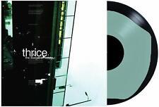 THRICE The Illusion of Safety (SEALED) BLUE-BLACK VINYL LP /500 underoath.emery