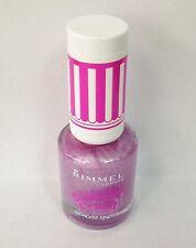 Rimmel London Sweetie Crush Nail Polish - Violet Swizzle #011