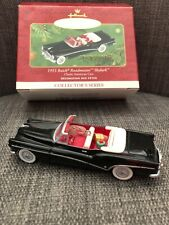 Hallmark 1953 Buick Roadmaster Skylark Christmas Ornament in Original Box
