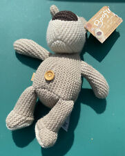 "Soft Toy Cuddly Boofle Teddy Bear 8"" Small New"