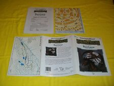 FRA2 BLACK COURSER FORGOTTEN REALMS DUNGEONS & DRAGONS AD&D 2ND EDITION 9290 - 1