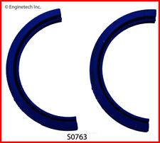 Engine Crankshaft Seal-GAS, OHV, CARB, 2BBL, Natural, General Motors, 16 Valves