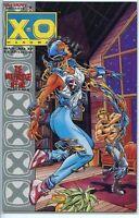 X-O Manowar 1992 series # 37 near mint comic book