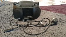Philips AZD102 CD Soundmachine Ipod Dock Radio Boom Box Grade B