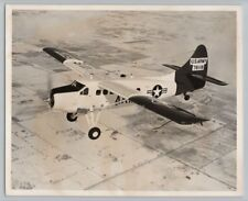 1950's de HAVILLAND Canada U-1A OTTER Vintage US ARMY AIR FORCE Photo