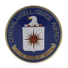 Saint Michael US Central Intelligence Agency Commemorative Challenge Coins Gifts