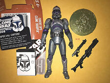 STAR WARS COVERT ops CLONE TROOPER figure GOLD COIN toy EXPANDED universe