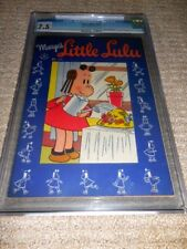 1946 Dell Four Color FC #115 Marge's Little Lulu CGC 7.5