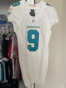 2016 game used/issued Miami Dolphins jersey #9 Louis-Jean