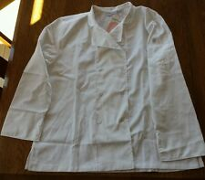 Chef Works Cwlj-Wht Women'S Executive Chef Coat, White, Size Xl
