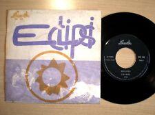 "ECLIPSI Rare Original French 7"" Folk Psych Psychedelic Rock Fuzz Acid Prog"