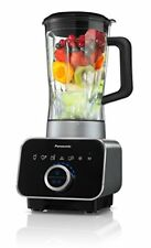 Panasonic MX-ZX1800 High Speed Blender with Ice Jacket Accessory, Die Cast Alumi