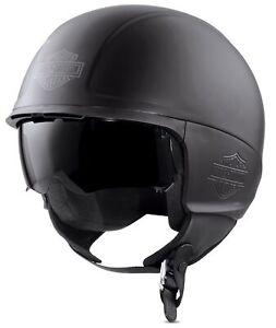 Harley-Davidson Delton Sun Shield J04 5/8 Helmet 98344-17EX