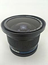 Japan Optics High Definition MACRO Lens 0.40X MK2 DSLR Vintage Camera Photograph