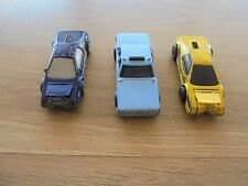 3 x 1983 DIECAST HOT WHEELS Crack Up Cars_USED_xx16_A1a30