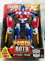 Transformers Power Bots Optimus Prime