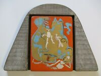 ANDREW STALEY WING PAINTING SCULPTURE ASSEMBLAGE 1960'S MODERNISM ABSTRACT