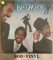 """BLUE MAGIC - Welcome Back Soul / Jazz 12"""" Vinyl Record Vg+ Con"""