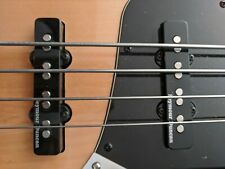 "Fender Fretless Jazz bass with Parallel / Series switch. ""Mr Natural"""