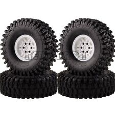 Rock Crawler Wheel Rim & Super Swamper 120MM Tyre For RC 1:10 CC01 D90 SCX10 HSP