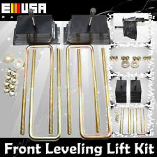 "Front Leveling3""+Lift Kit Fit 99-04 F250 SuperDuty 4x4 Model w/Front Leaf Spring"