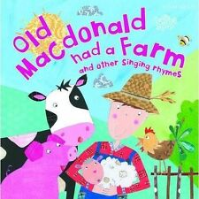 """""""AS NEW"""" My Rhyme Time Old Macdonald had a Farm and other singing rhymes (Little"""