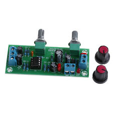 22Hz-300Hz Filter Plate Subwoofer Amplifier Preamp Board 2.1 3-Channel DC10-24V