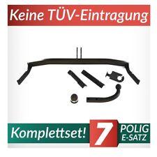 Anhängerkupplung starr+E-Satz 7p Für Nissan Note I E11 06-13 Kpl.