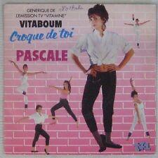 Pascale 45 tours Vitaboum 1985 TF1