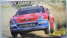 Citroen Xsara WRC '05 Rallye de Turquie Bausatz  Heller  Maßstab 1:43  OVP  NEU
