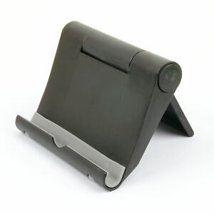 Foldable Compact Tablet Stand in Black for Google Nexus 7, 9 & 10 Tablets