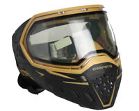 Empire EVS Paintball Goggle Mask Black Gold