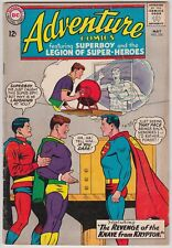 ADVENTURE COMICS #320 DC COMICS VG/FN COND 2nd DEV-EM LEGION OF SUPER-HEROES