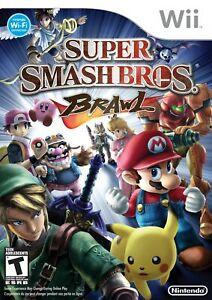 Super Smash Bros. Brawl - Nintendo  Wii Game